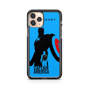 Legendary Captain America iPhone 11 Pro Case Cover