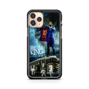 Lionel Messi Destroy Santiago Bernabe U iPhone 11 Pro Case Cover