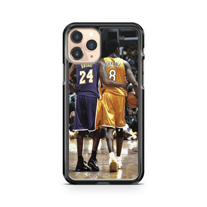 Los Angeles Lakers Kobe Bryant 8 Vs 24 iPhone 11 Pro Case Cover