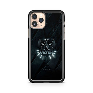 Marvel I Nfinity War Black Panther iPhone 11 Pro Case Cover