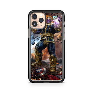 Marvel Thanos The Mad God iPhone 11 Pro Case Cover