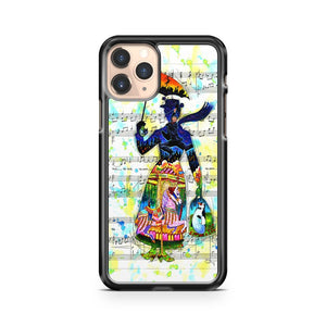 Mary Poppins Disney iPhone 11 Pro Case Cover