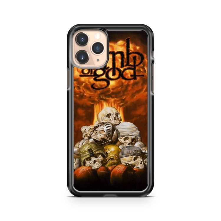 Lamb Of God Skull iPhone 11 Pro Case Cover