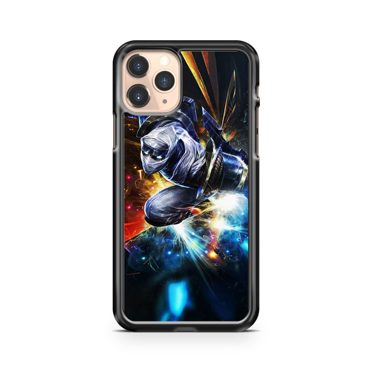 League Of Legends Zed iPhone 11 Pro Case Cover