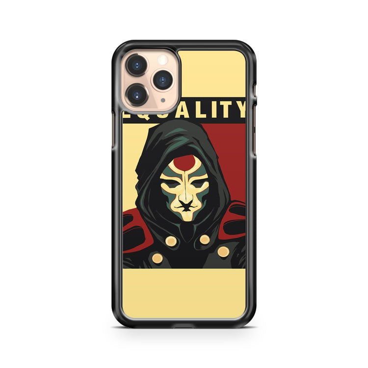 Legend Of Korra Equality iPhone 11 Pro Case Cover