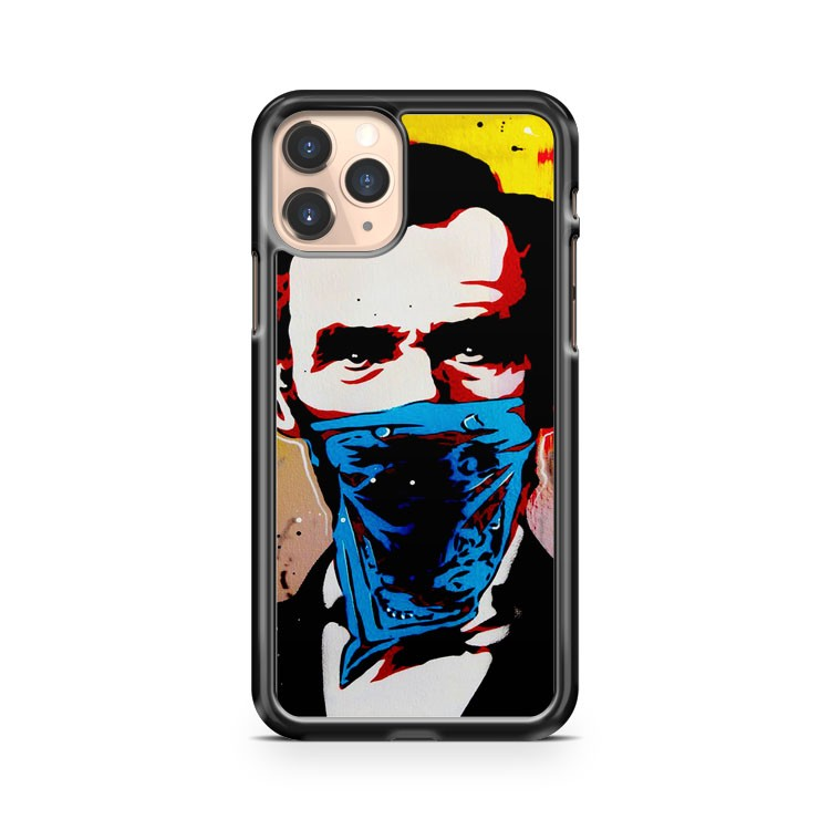 Lincoln Patriot Thug iPhone 11 Pro Case Cover