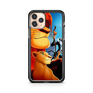 Lion King Characters iPhone 11 Pro Case Cover