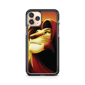 Lion King 2 iPhone 11 Pro Case Cover