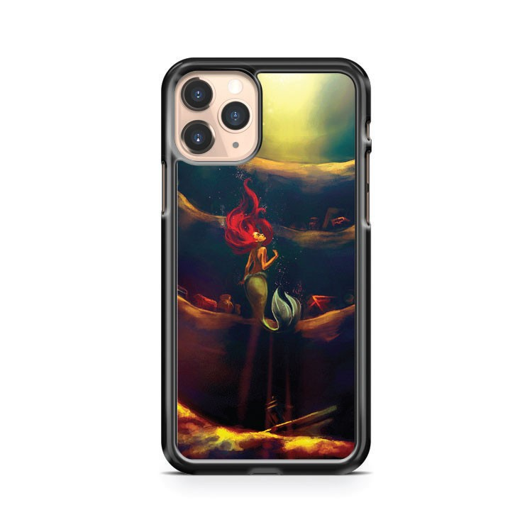 Little Mermaid 2 iPhone 11 Pro Case Cover