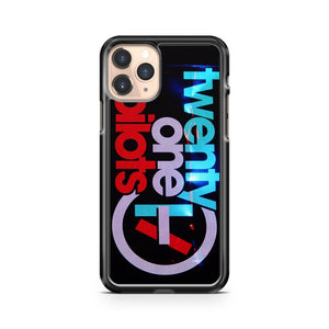 Logo Twenty One Pilots iPhone 11 Pro Case Cover