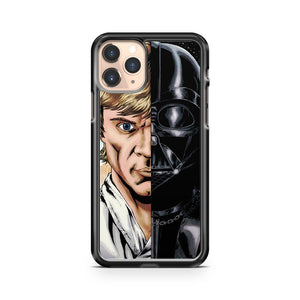Luke Skywalker Vs Darth Vader iPhone 11 Pro Case Cover