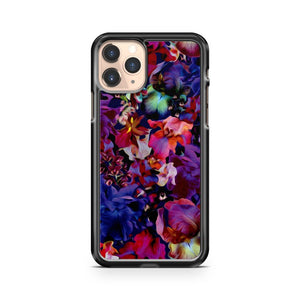 Lushfloral Pattern Inked iPhone 11 Pro Case Cover