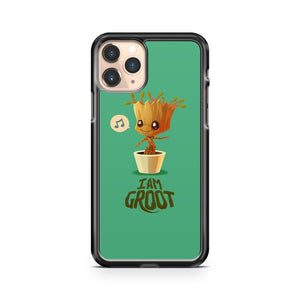 Marvel's Guardians Of The Galaxy Baby Groot iPhone 11 Pro Case Cover
