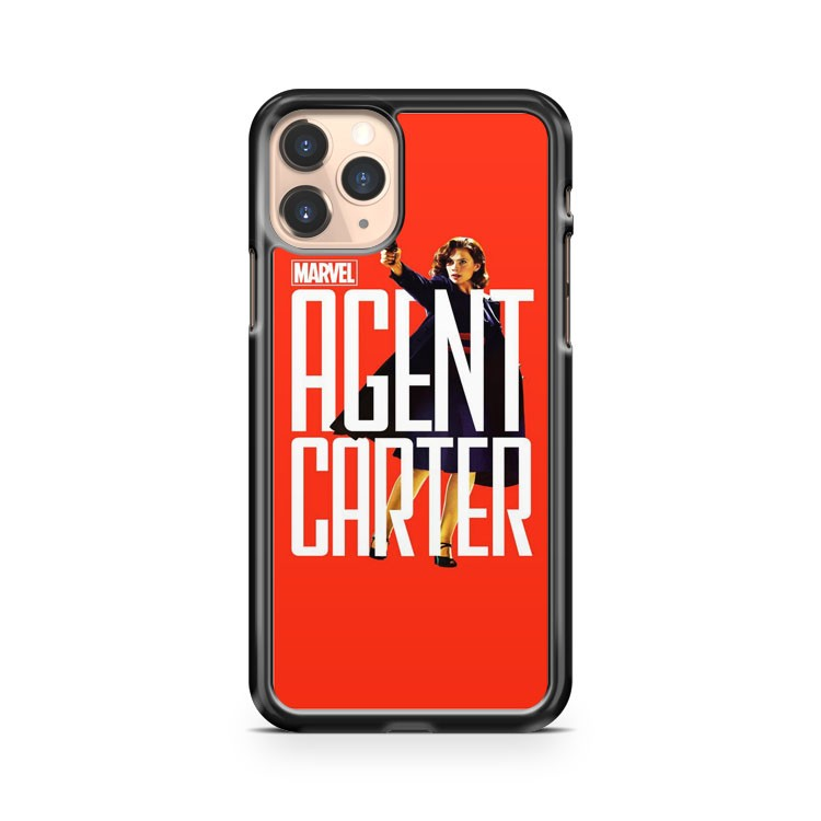 Marvel Her Universe Agent Carter Propaganda iPhone 11 Pro Case Cover