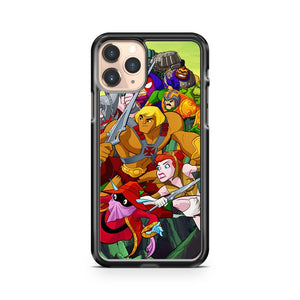 Masters Of The Universe Rivals iPhone 11 Pro Case Cover