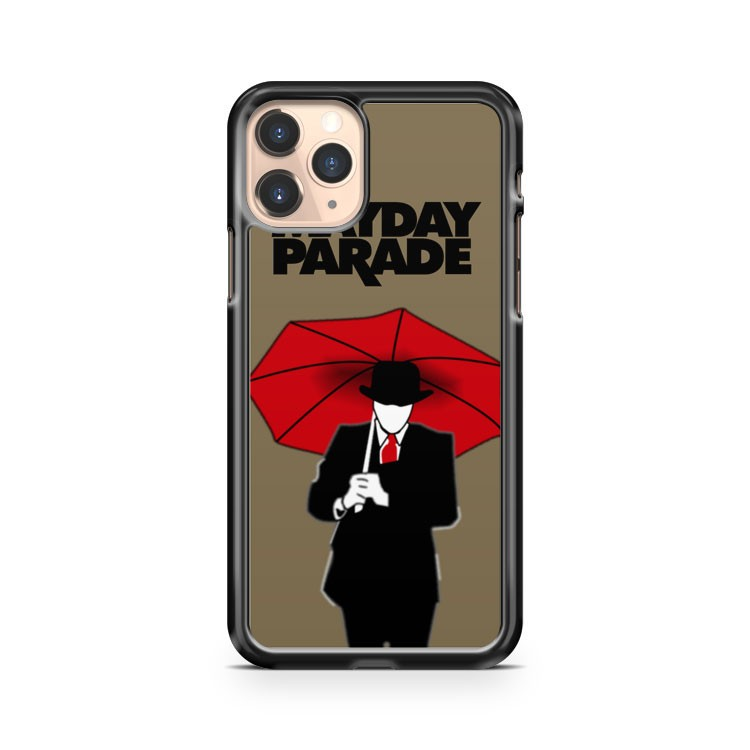 Mayday Parade Umbrella Man iPhone 11 Pro Case Cover