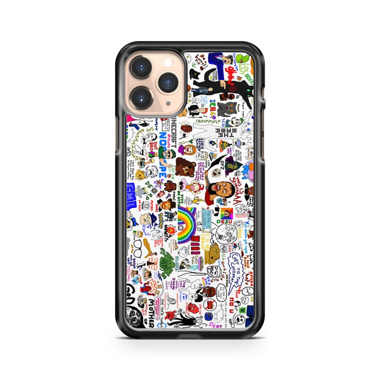 Meme Collage iPhone 11 Pro Case Cover