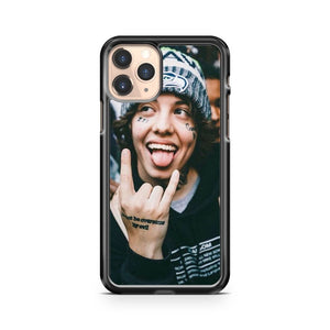Lil Xan Smile Face iPhone 11 Pro Case Cover
