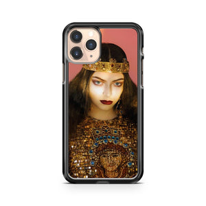 Lorde The Wild Magazine iPhone 11 Pro Case Cover