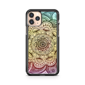 Mandala Paisley iPhone 11 Pro Case Cover