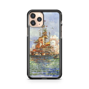 La Citta Galleggiante iPhone 11 Pro Case Cover