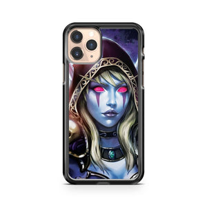 Lady Sylvanas Windrunner iPhone 11 Pro Case Cover