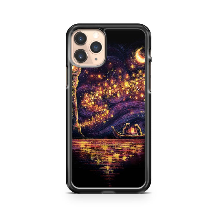 Lanterns Of Hope Tangled iPhone 11 Pro Case Cover