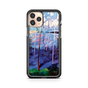 Late Afternoon Rocks iPhone 11 Pro Case Cover