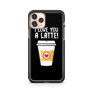 Latte Love iPhone 11 Pro Case Cover
