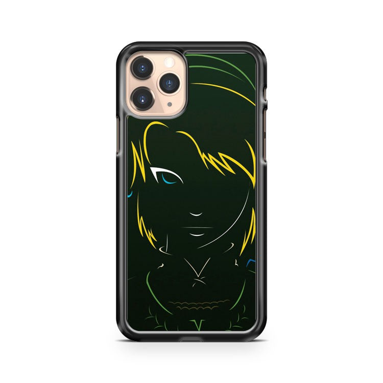 Legend Of Zelda Line Art iPhone 11 Pro Case Cover