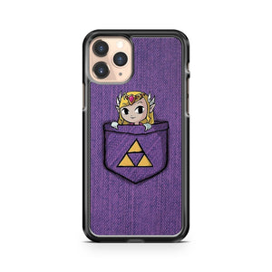 Legend Of Zelda Pocket Zelda iPhone 11 Pro Case Cover