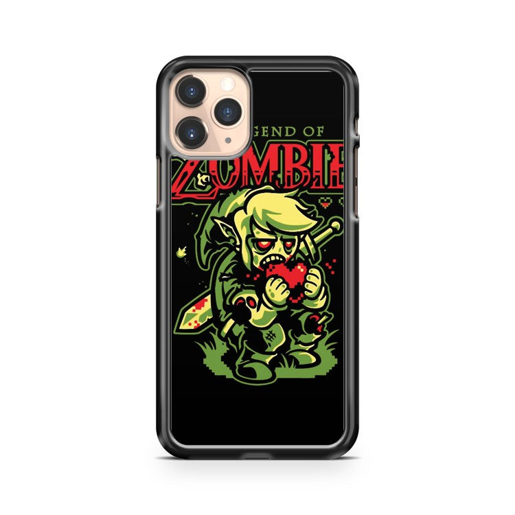 Legend Of Zombie iPhone 11 Pro Case Cover