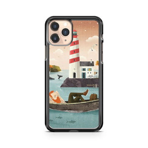 Lighthouse Art iPhone 11 Pro Case Cover
