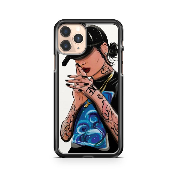 Lil Lay Low Kehlani Collection iPhone 11 Pro Case Cover
