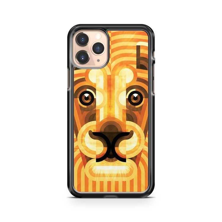 Lion Art iPhone 11 Pro Case Cover