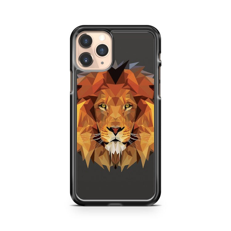 Lion Geometry iPhone 11 Pro Case Cover
