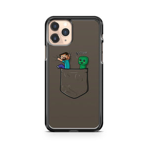 Little Pocket Creeper iPhone 11 Pro Case Cover