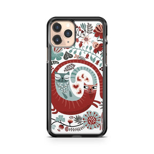 Love Cats iPhone 11 Pro Case Cover