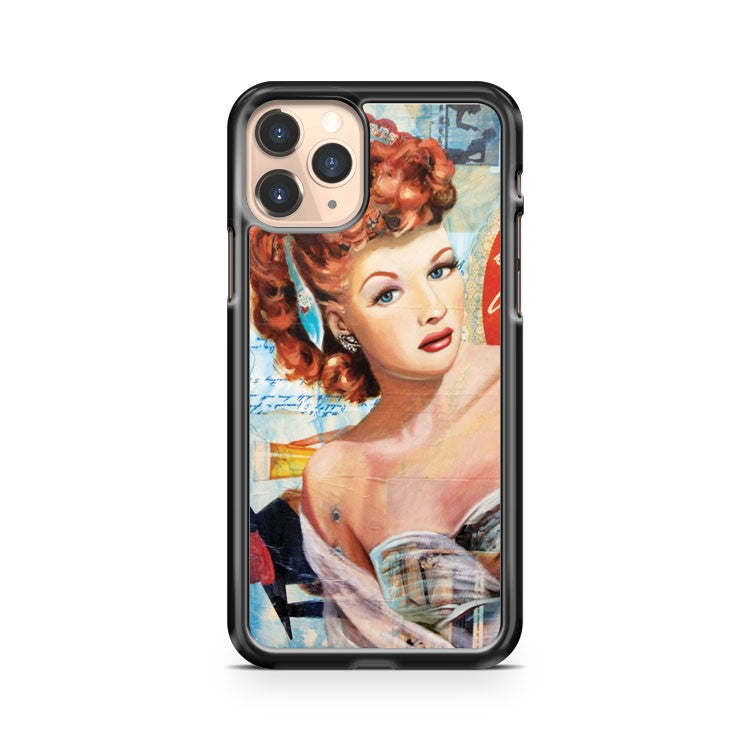 Lovely Lucille Ball iPhone 11 Pro Case Cover