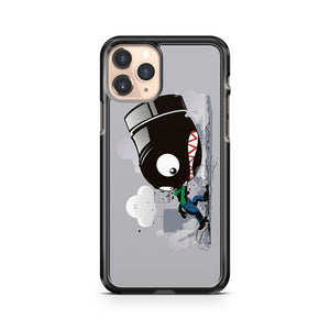 Luigi Always Angry iPhone 11 Pro Case Cover