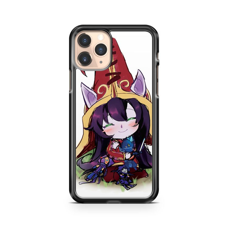 Lulu League Of Legends Chibi iPhone 11 Pro Case Cover