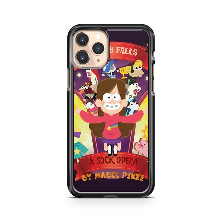 Mabel's Poster iPhone 11 Pro Case Cover