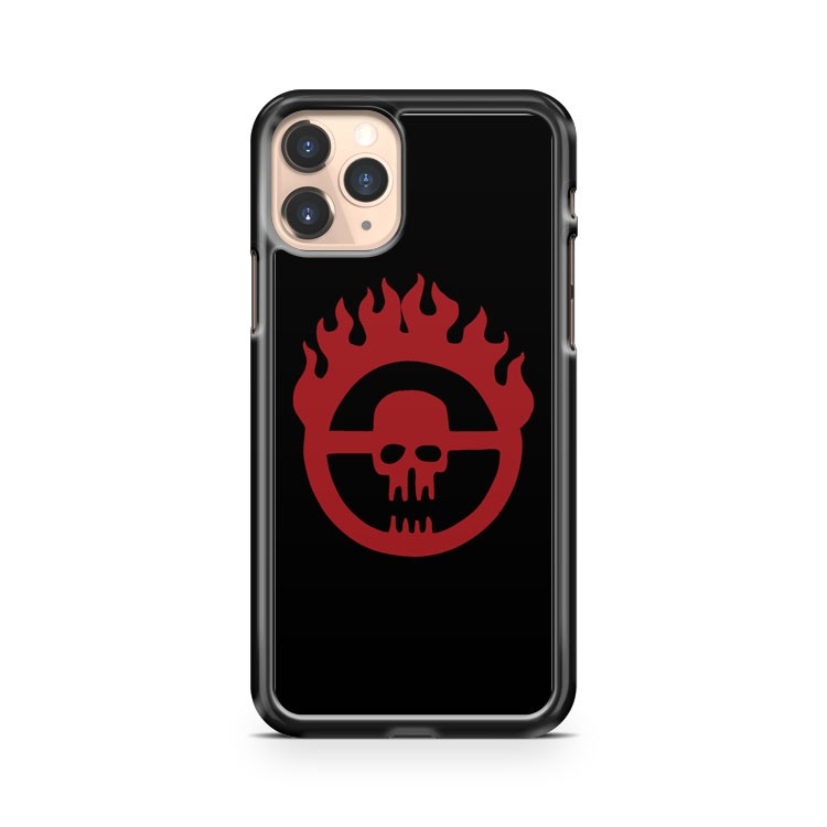 Mad Max Wars Boys iPhone 11 Pro Case Cover