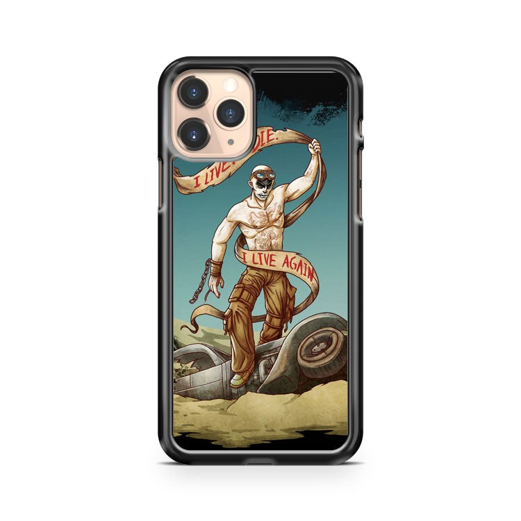 Mad Max Witness Me iPhone 11 Pro Case Cover
