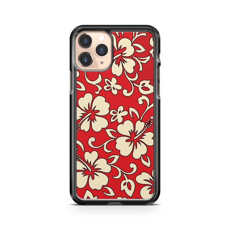 Malia Hawaiian Hibiscus Aloha iPhone 11 Pro Case Cover
