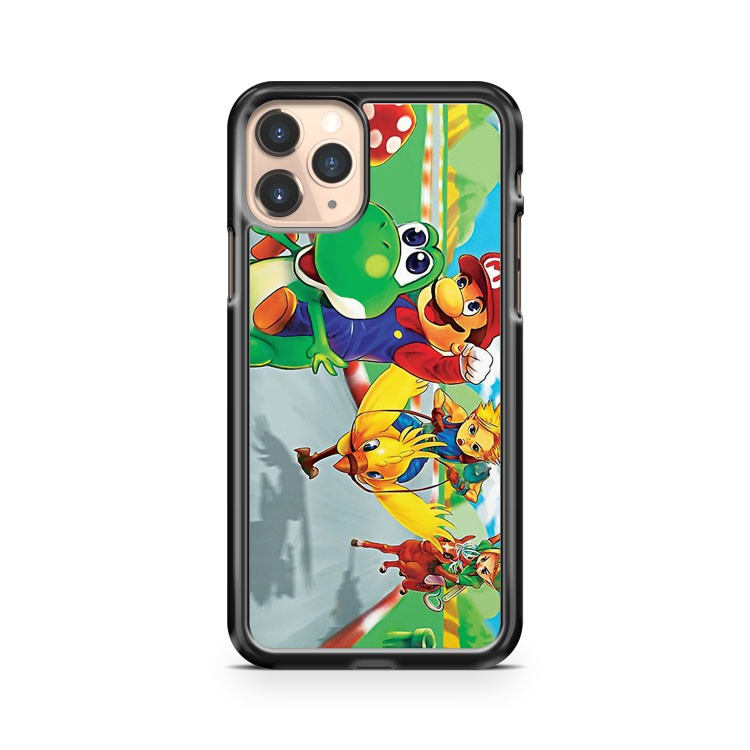 Mario Racing iPhone 11 Pro Case Cover