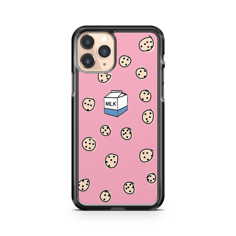 Melanie Martinez Milk And Cookies Print iPhone 11 Pro Case Cover