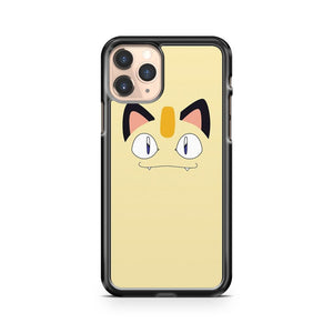 Meowth Minimalist iPhone 11 Pro Case Cover