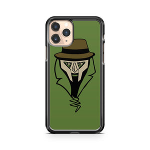 Metal Faced iPhone 11 Pro Case Cover