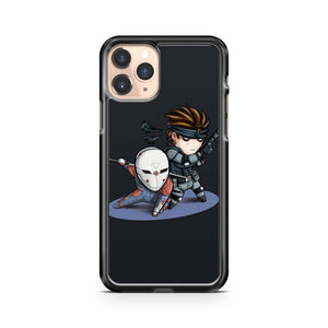 Mgs1 Fox And Snake iPhone 11 Pro Case Cover